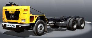AMW 2516 HL cowl Heavy Duty Truck price in India