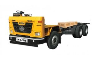 AMW 2518 TP cowl Tipper price in India