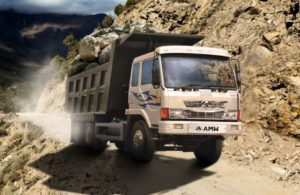 AMW 2518 TP with BC suspension Tipper price in India