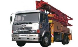 AMW 2518 concrete pump Price in India