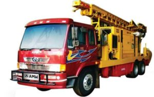 AMW 2518 drilling rig Price in India
