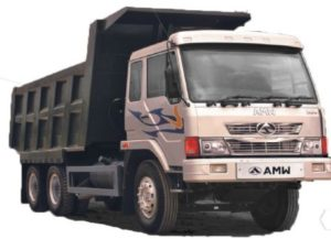 AMW  2528 TP Tipper price in India