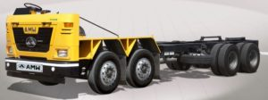 AMW 3116 HL cowl Heavy Duty Truck price in India