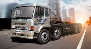 AMW 3118 HL cab Heavy Duty Truck Price in India