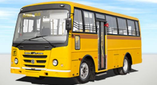 Ashok Leyland Strong 4200 - 39 PLUS DRIVER STD 3x2 School Bus BS4 price