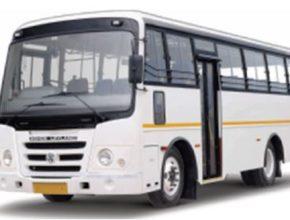 Ashok Leyland Strong 4900 - 47 PLUS DRIVER STD 3x2 Staff Bus BS4 price