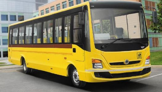 Ashok Leyland Strong 4900 - 48 PLUS DRIVER STD 3x2 School Bus BS4 price