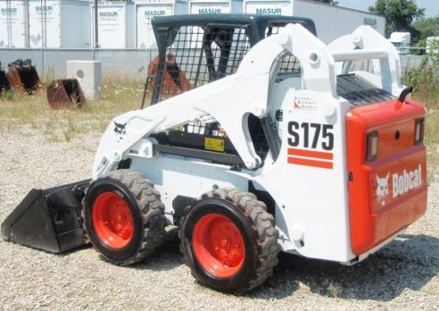 Bobcat S175 Skid Steer loader PRICE