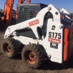 Bobcat S175 Skid Steer Loader Information