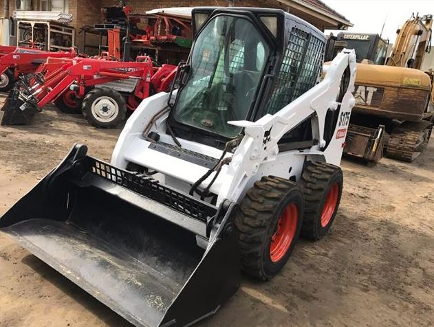 Bobcat S175 Skid Steer loader Specs Overview