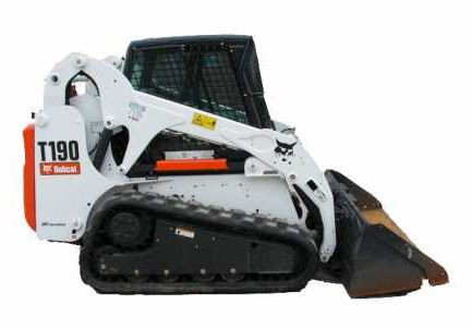 Bobcat T190 specifications