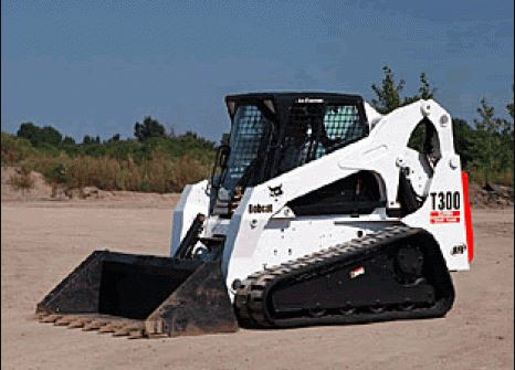 Bobcat T300 Compact Track Loader Price