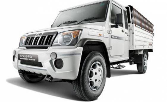 Mahindra BIG Bolero Pik-Up Price List in India