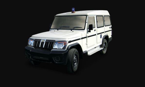 Mahindra Bolero Ambulance Price in India