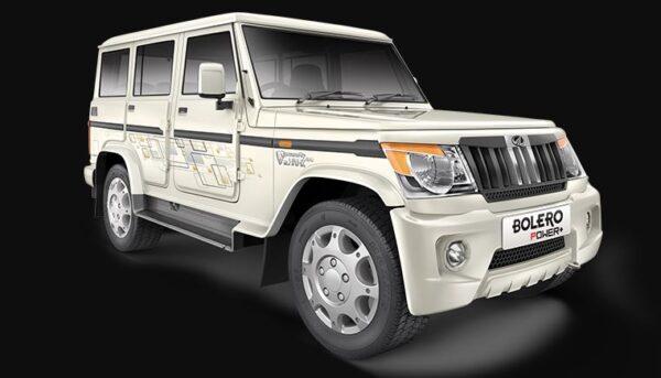 Mahindra Bolero Power Plus ZLX Price in India