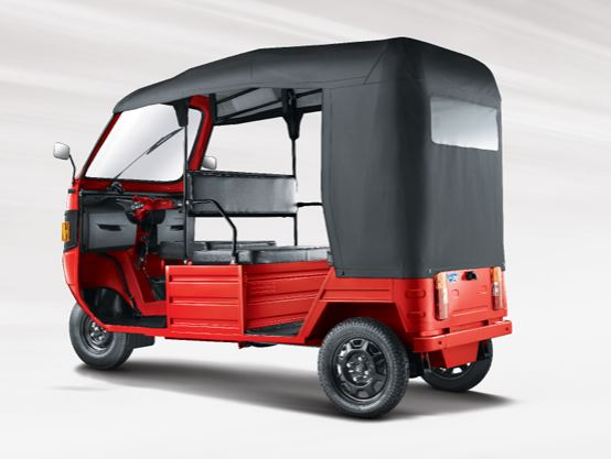 Mahindra E-alfa Mini Electric Rickshaw key facts