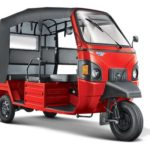 Mahindra e-Alfa Mini Electric Rickshaw: At ₹ 1.12 Lakh