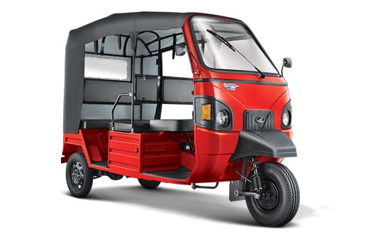 Mahindra E-alfa Mini Electric Rickshaw price specs