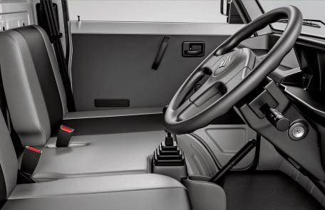 Maruti Suzuki Super Carry CNG Light commercial comfort