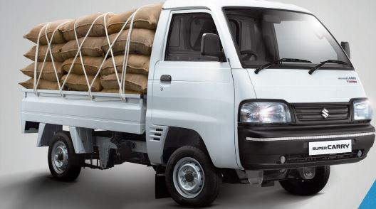 Maruti Suzuki Super Carry Diesel mileage per liter