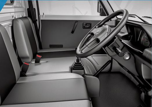 Maruti Suzuki Super Carry Diesel mini truck comfort