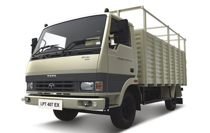 TATA LPT 407 EX BSIII Light Truck Price Specifications