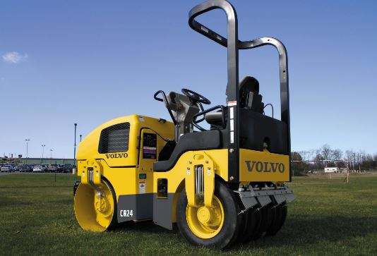 Volvo CR24 Roller Compactor
