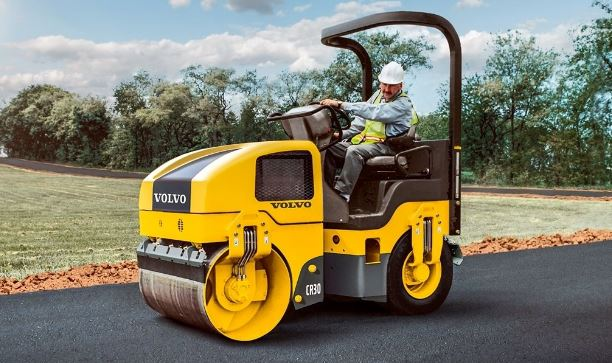 Volvo CR30 Roller Compactor