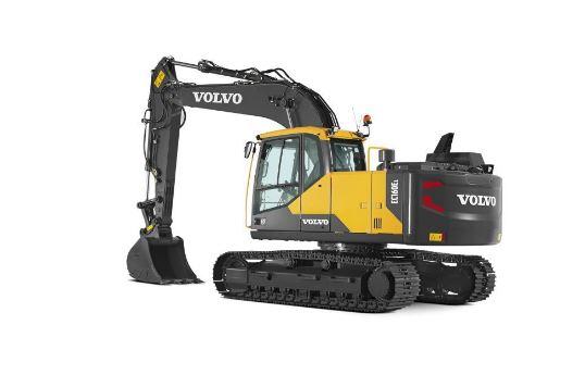 Volvo EC160ECrawler excavator