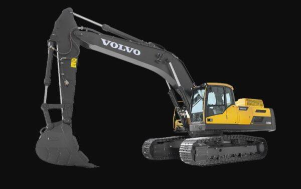 Volvo EC210DCrawler excavator
