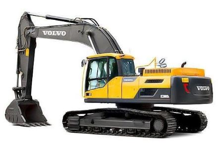Volvo EC250DCrawler excavator