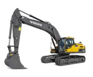 Volvo EC300DCrawler excavator