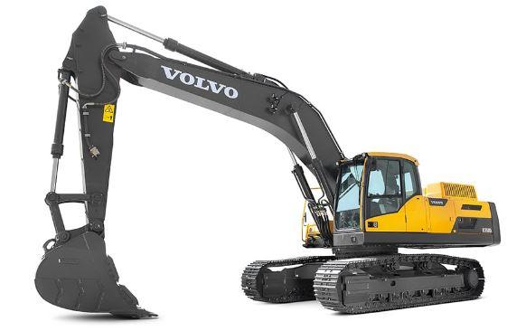 Volvo EC350DCrawler excavator