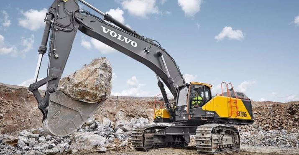 Volvo EC700CCrawler excavator
