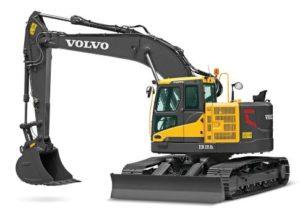 Volvo ECR235Dexcavator