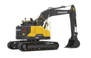 Volvo ECR235ECrawler excavator