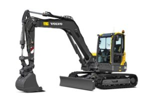 Volvo ECR88DCompact excavator