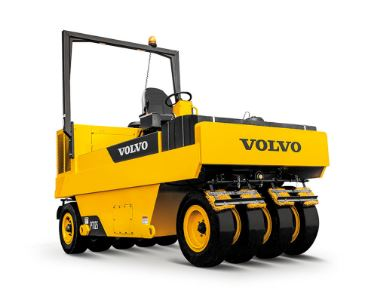 Volvo PT125Pneumatic tired rollers