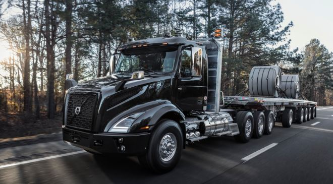 Volvo VNX 740 mid-roof Truck Price Specifications