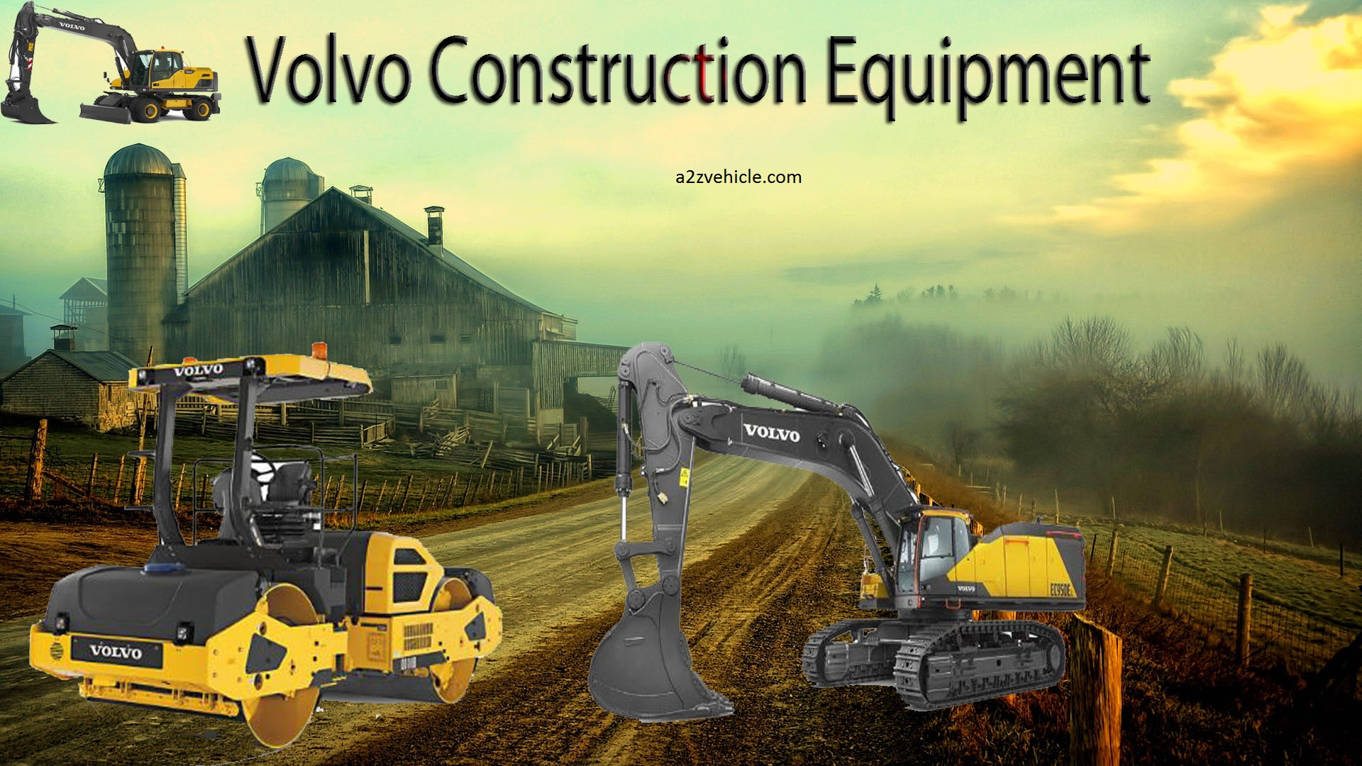 Volvo construction equipment price list