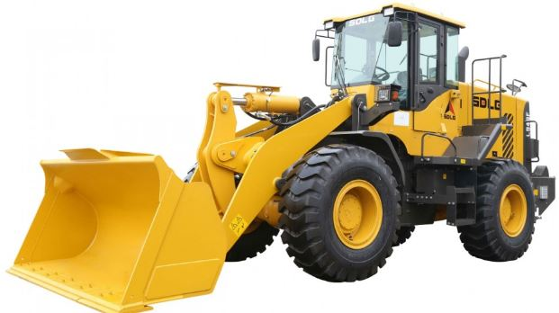Wheel Loader Road Construction Equipment