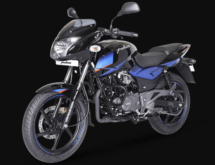 Bajaj Pulsar 150 Twin Disc colors