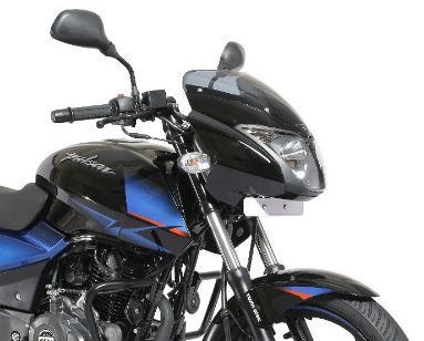 Bajaj Pulsar 150 Twin Disc design