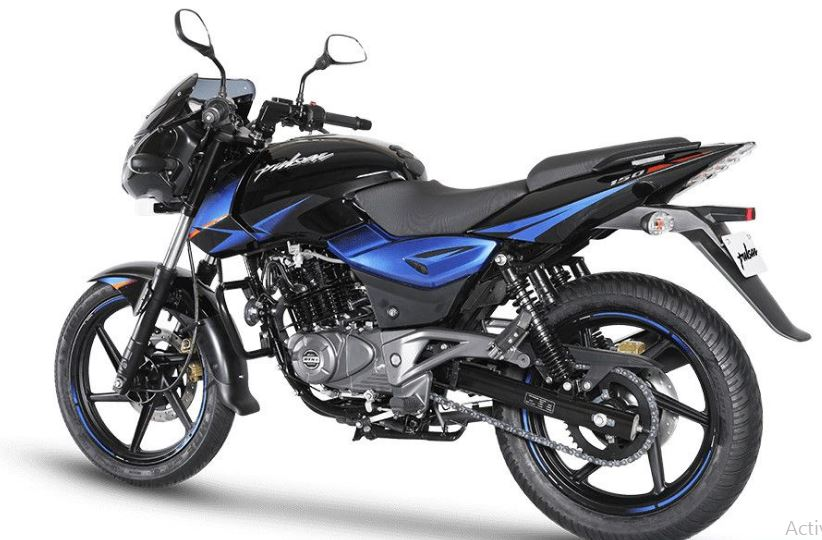 Bajaj Pulsar 150 Twin Disc mileage test