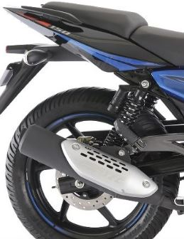 Bajaj Pulsar 150 Twin Disc safety