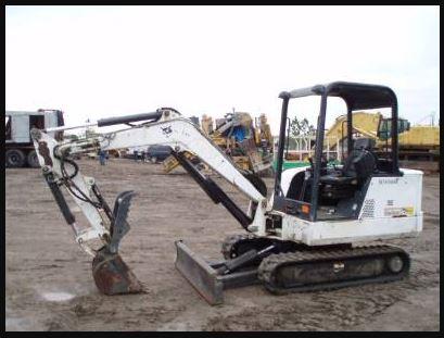 Bobcat 331 Mini Excavator Key Facts
