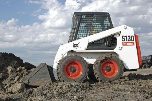 Bobcat S130 Skid Steer Loader key facts
