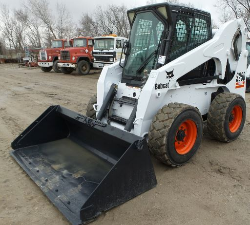 Bobcat S250 Skid Steer Loader Key Facts