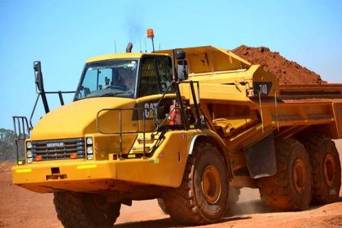 CAT 740 Articulated Dump Truck price