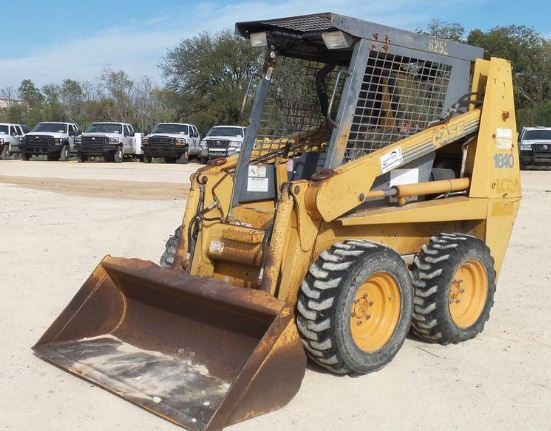 Case 1840 Skid Steer Attachments Parts Specs Engine For Sale & Review